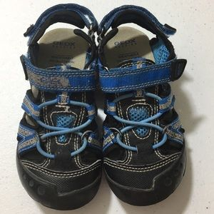 Geocentric Respira Sandals for kids Size 7